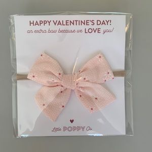 Other - Little Poppy Co | Special Valentine's Day Bow